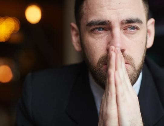 troubled bearded businessman 1098 16383